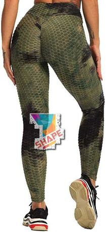 1 Shape Leggings Push Up - Entrega imediata