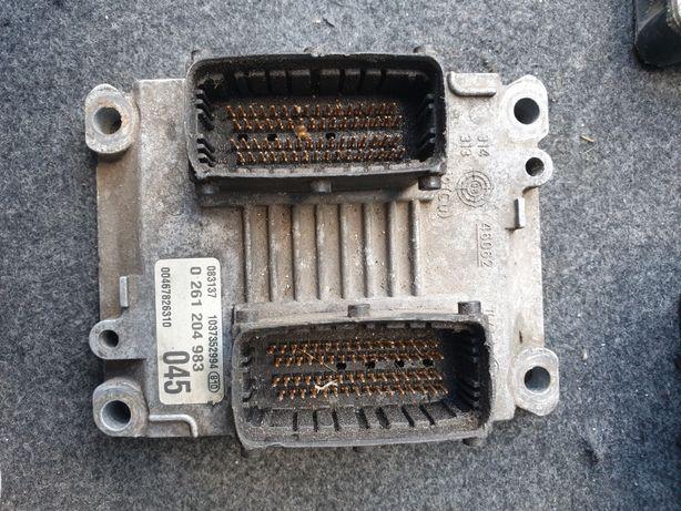 Sterownik silnika opel 1.2