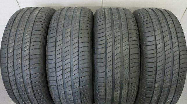 Opony letnie Michelin 225/55R17 komplet w idealnym stanie okazja