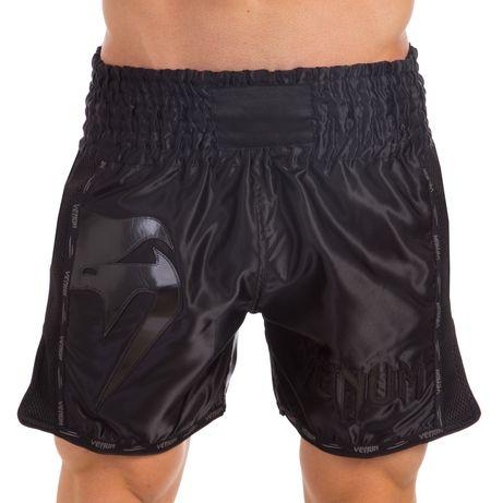 Шорты для тайского бокса и кикбоксинга venum giant 0226: размер s