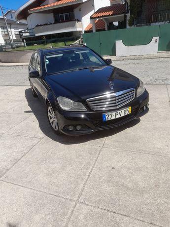 Mercedes c220 carrinha