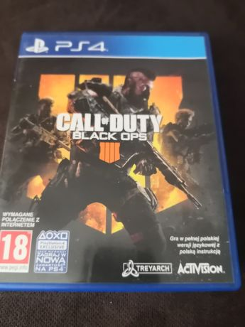 Call Duty Black OPS IV gra PS4
