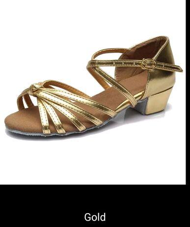 Туфли для бальных танцев, есть размеры и цвета
