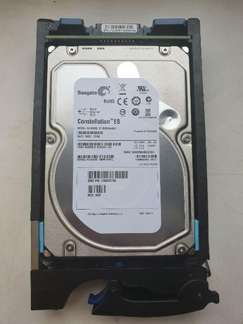 Серверний жорсткий диск HDD SAS 3.5 Seagate Constellation ES 2TB