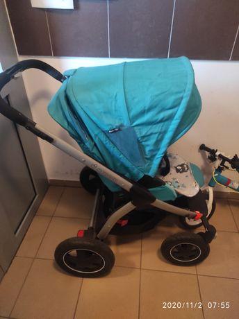 Wózek Maxi Cosi mura plus 3w1