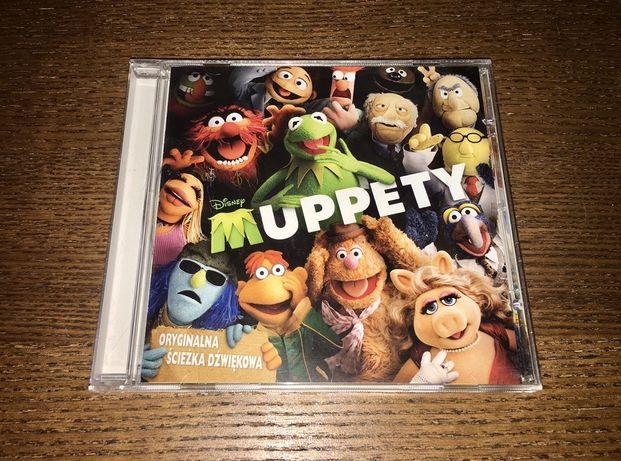 Płyta Muppety - soundtrack - stan bardzo dobry
