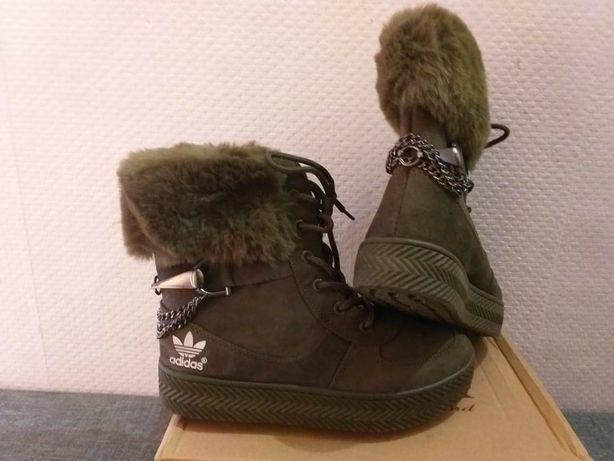 Nowe  buty  Adidas zimowe  36