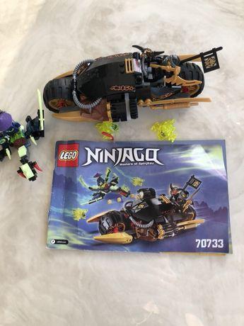 Лего Ninjago 70733