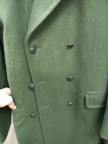 Płaszcz wojskowy do munduru galowego