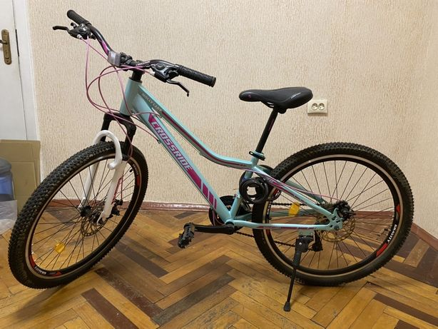 Велосипед Crossride Molly Lady, 26