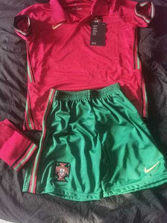 Camisolas .kits e casacos selecção nacional