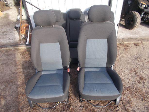 Fotel kierowcy pasażera Ford Mondeo MK4