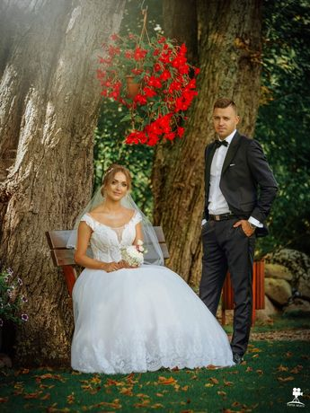 Suknia Ślubna model SUSANA