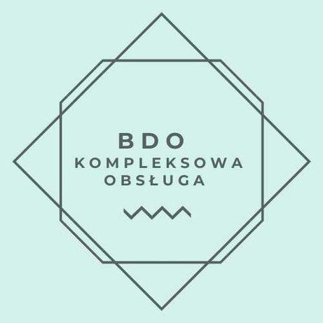BDO Obsługa kompleksowa - sprawozdania, rejestracja
