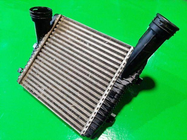 Радиатор интеркуллера интеркулера Vw Touareg Audi Q7 Ауди Кю7 Ку7