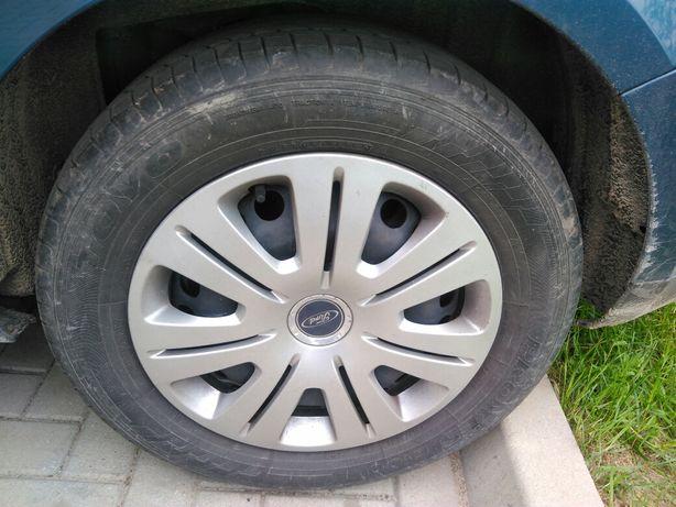 Opony z felgami 215 60 r16 letnie ford s max mondeo focus Kuga c max