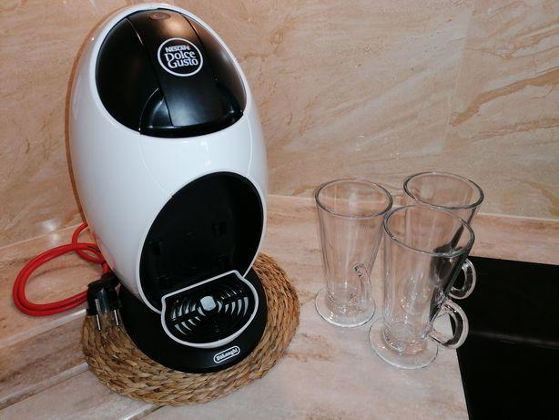 Ekspres do kawy Dolce Gusto + szklanki