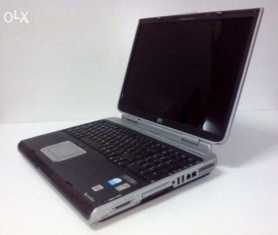 Portátil hp pavilion zd8480ea com Windows XP