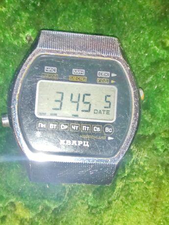 часы электроника 206 СССP