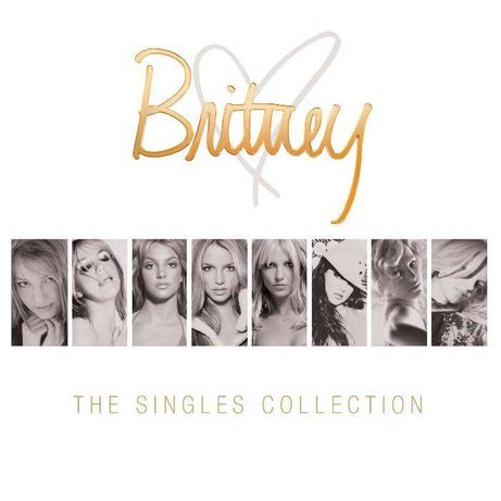 BRITNEY SPEARS The Singles Collection UNIKAT!!!