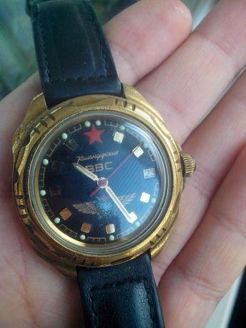 """Продам мужские наручные часы """"Командирские"""" (ВВС)"""