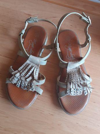 Sandałki dziewczęce roz 31