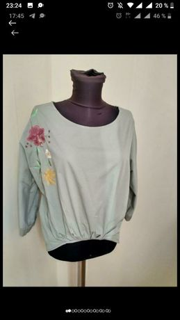 Классная блузка с натуральной ткани