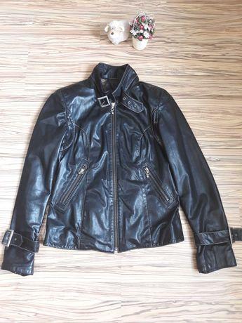 Шкіряна стильна куртка