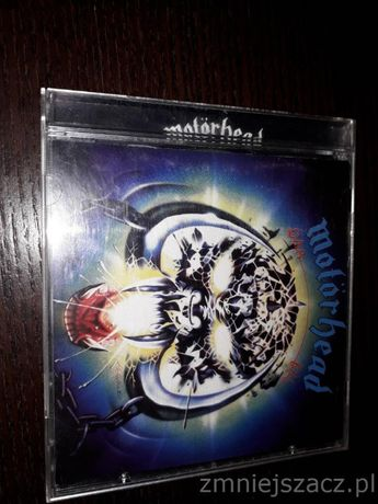 Motorhead, Over KILL, płyta CD