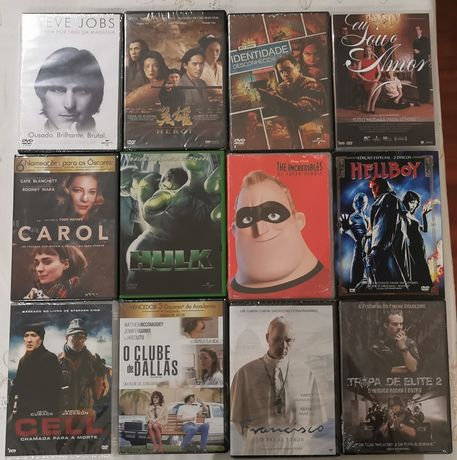 DVD - Filmes e series
