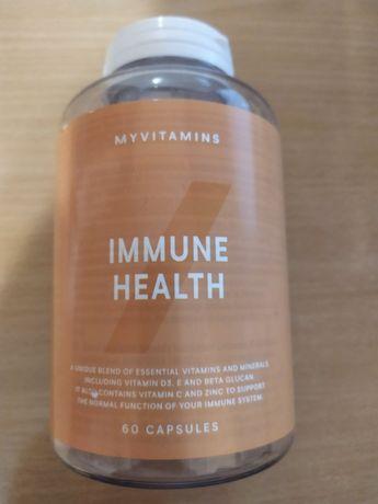 Витамины для повышения иммунитета Immune Health MyProtein