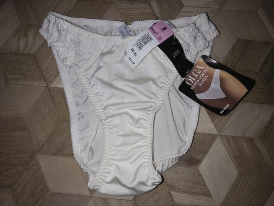 Bikini OLGA Simply Perfekt Satin rozm M (USA) Warszawa - image 1