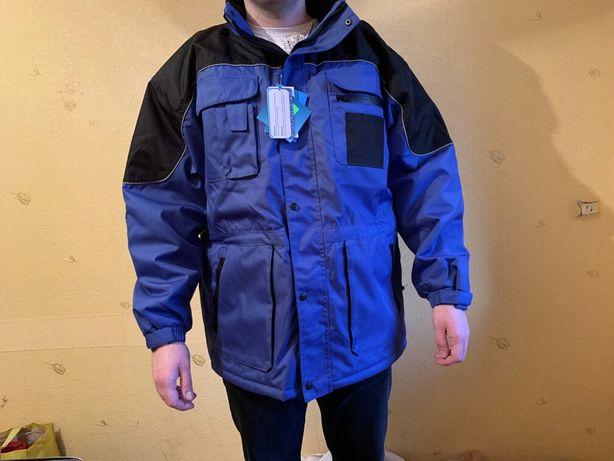 Куртка сварщика зимняя (сваршик) куртка