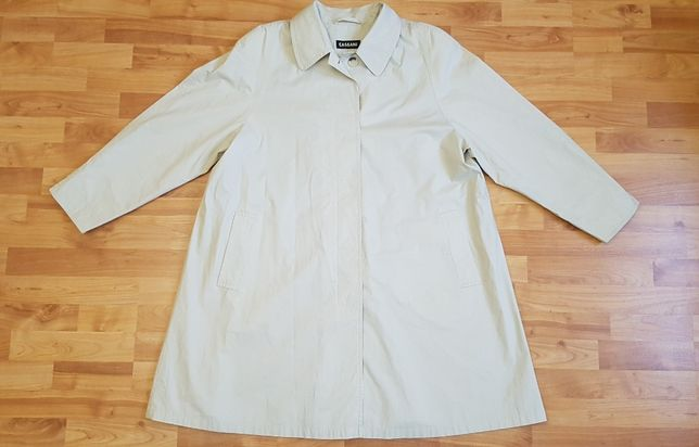Куртка / плащ / тренч (в стиле Burberry) CASSANI !!! Размер XL / XXL !