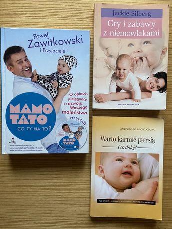 Zawitkowski, Nehring-Gogulska, Silberg zestaw książek