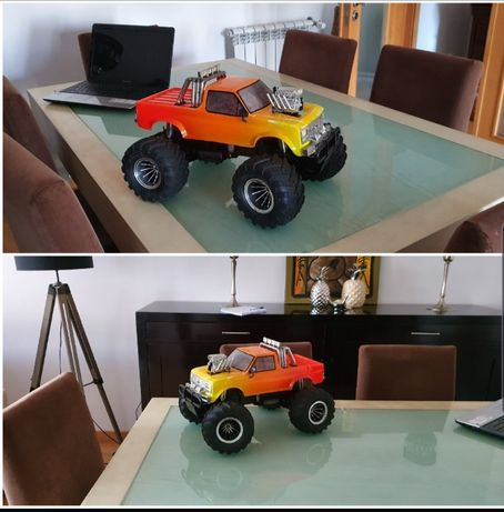 RC Kyosho Vintage Boss Anos 80 Vintage
