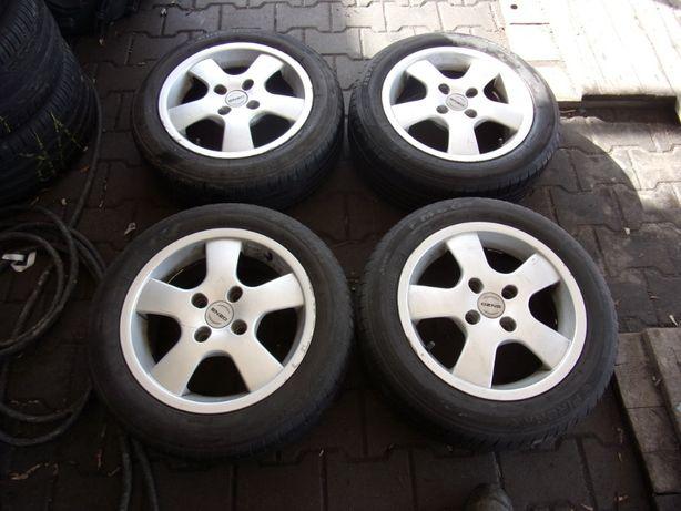 koła aluminiowe 4x114,3 Chevrolet Lacetti 195/55/15 Nissan Mitsubishi