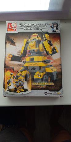 Lego (лего) конструктор sluban