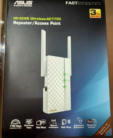 ASUS RP-AC66 Wireless-AC1750 Dual-Band