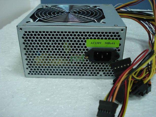 Блок питания DELUX ATX400W P4 (400 Вт, вентилятор 120 мм) - 800 руб.