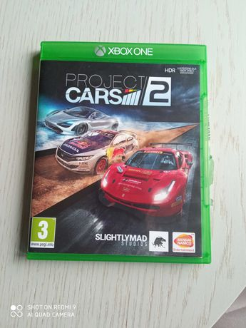 """Gra """" project cars 2"""" Xbox one"""