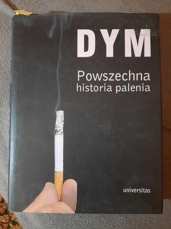 """Książka """"Dym. Powszechna historia palenia"""""""