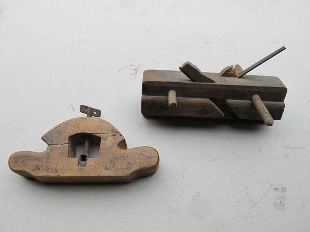 Stare narzędzia stolarskie strug