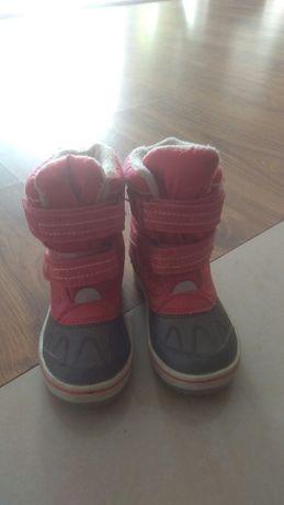 Buty zimowe 21 dla dziewczynki