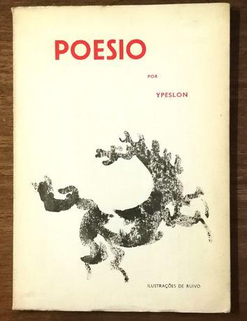 poesio por ypeslon, ilustrações de ruivo