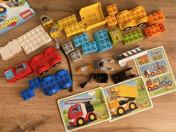 Lego duplo 10816 мои первые машинки
