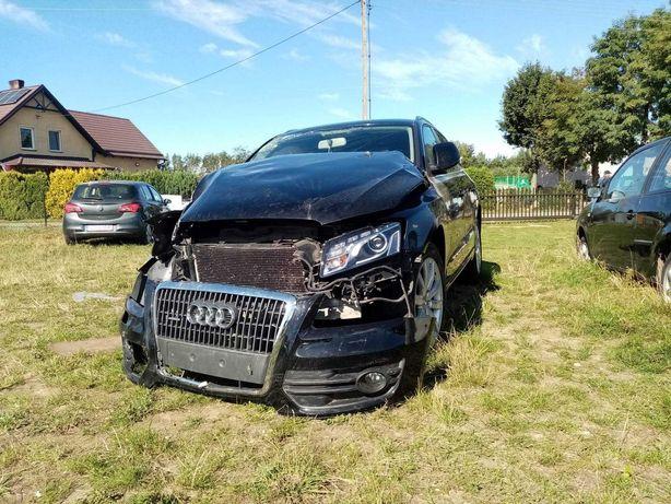 Uszkodzone Audi Q5 2009 Możliwość zamiany