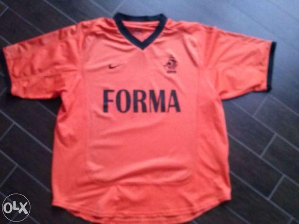 Camisola futebol - Holanda sub 21 #5 - de jogo - antiga