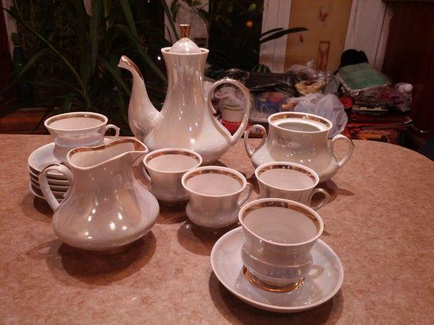 Кофейный сервиз на 5 персон СССР