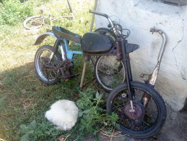 Карпаты рама и колёса